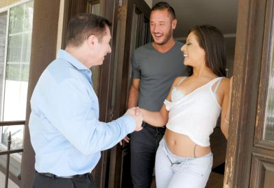 American Babe Sucks And Fucks | Jynx Maze, Danny Mountain & John Strong