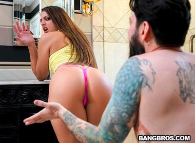 Getting Payback on my Stepdad | Gia Derza, Tomm Pistol