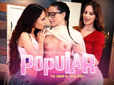 Popular 3: The Error Of Their Ways | Jillian Janson, Sabina Rouge, Avi Love