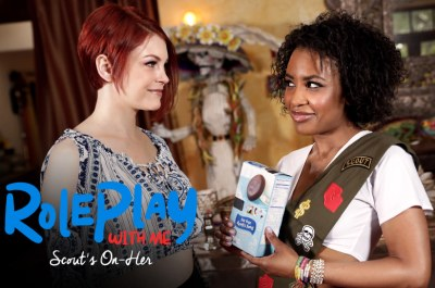 Roleplay With Me: Scout's On-Her | Bree Daniels, Demi Sutra