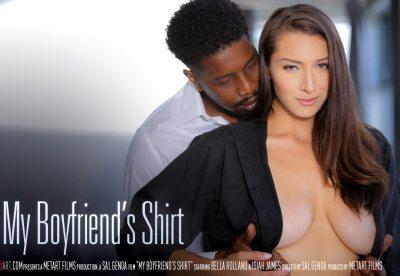 My Boyfriend's Shirt | Bella Rolland, Isiah Maxwell