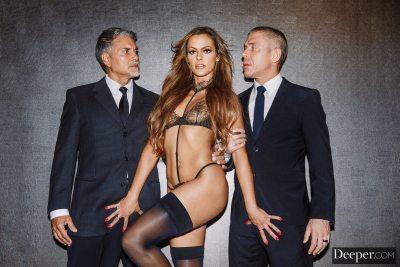 Vicarious | Aila Donovan, Michael Stefano & Mick Blue