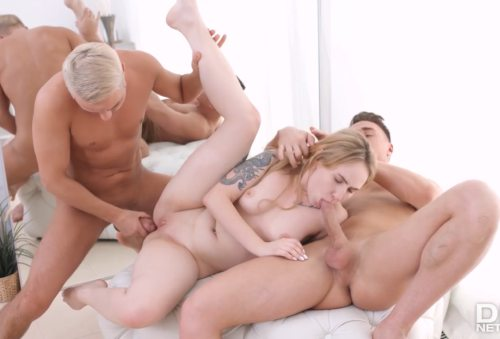 Pounded With Pleasure | Bella Mur, Nikolas & Vega