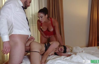 You Only Need to Ask | Artemisia Love, Skye Blue