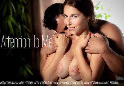 Pay Attention To Me | Antonia Sainz, Don Diego