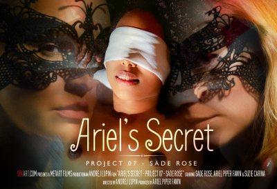 Ariel's Secret – Project 7 Sade Rose | Ariel Piper Fawn, Cherry Kiss, Suzie Carina
