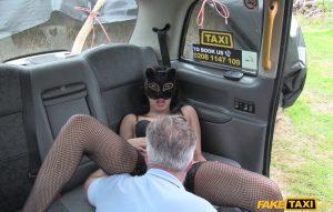 Role play pussy cat fantasy fuck – Masked Maya (2017)