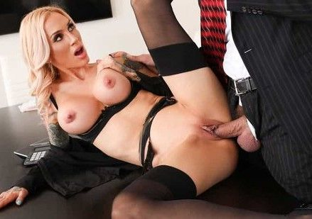Nailed By Boss Big Cock | Sarah Jessie, Steve Holmes