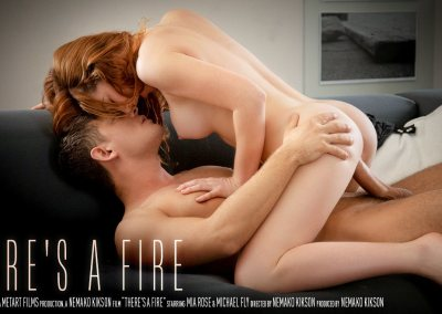 There's A Fire | Mia Rose, Michael Fly