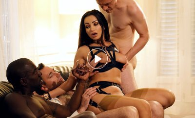 Two men for my wife's fantasy | Alyssia Kent