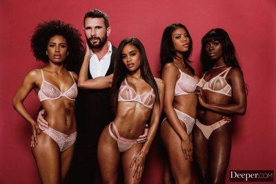 Taste | Demi Sutra, Scarlit Scandal, Ana FoxXx, Nia Nacci & Manuel Ferrara