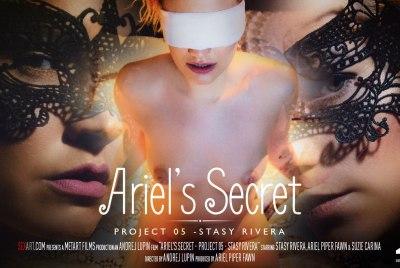 Ariel's Secret – Project 5 Stasy Rivera | Ariel Piper, Suzie Carina & Stasy Rivera