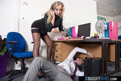 Kayla Green & Ricky Stone in Naughty Office (2016)
