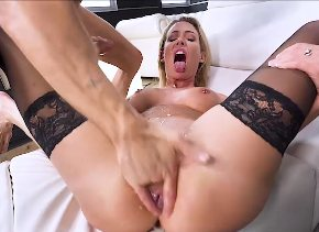 Beautiful babe gets her holes destroyed | Isabelle Deltore, Luca Ferrero