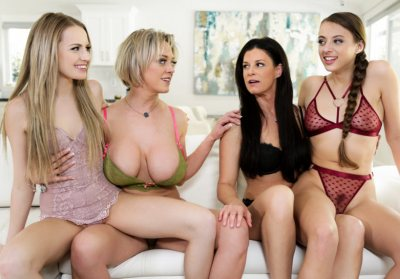 Mothers Day Blues | India Summer, Scarlett Sage, Gia Derza, Dee Williams