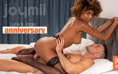 Anniversary   Luna Corazon, Tomas Joel