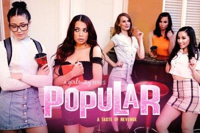 Popular 2: A Taste Of Revenge   Aidra Fox, Sabina Rouge, Aria Lee