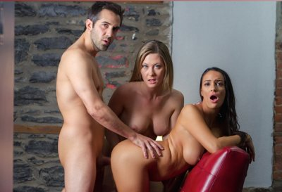 An Indecent Attorney Vol 1 E2 | Addison Lee, Sofi Ryan & Donnie Rock