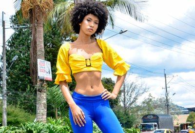 Exquisite Ebony Latina Loving | Janeth Black