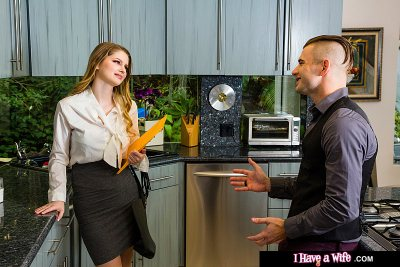 Real Estate agent Bunny Colby does what it takes to close (with Nathan Bronson)