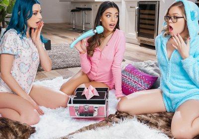 Pick Your Pleasure | Harmony Wonder, Katie Kush, Jewelz Blu
