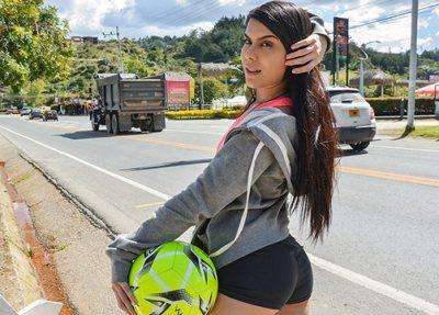 Goal | Kimberly Rey