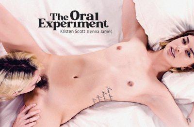 The Oral Experiment | Kenna James, Kristen Scott