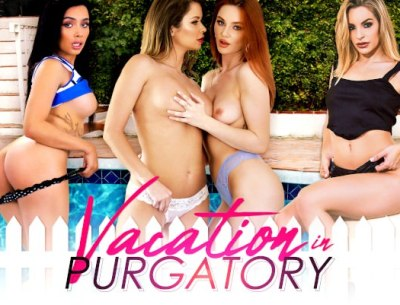 Vacation In Purgatory, Episode 1 | Kimmy Granger, Tommy Gunn