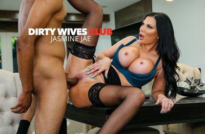 Jasmine Jae Helps Herself To A Big Black Cock! (with Scotty P)