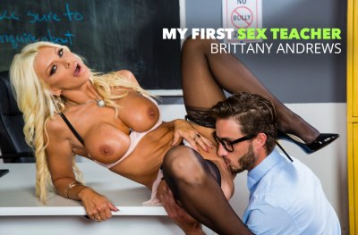 Brittany Andrews & Lucas Frost | Sex Teacher | 2019