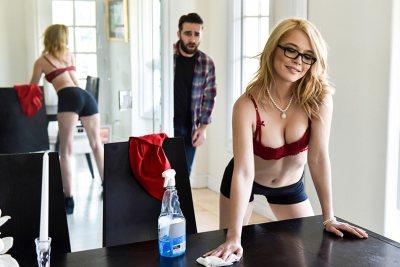 Horny MILF Hospitality | Tiffany Fox, Logan Pierce
