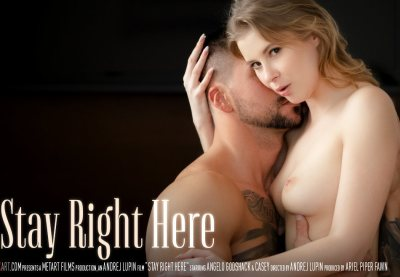 Stay Right Here | Casey, Angelo Godshack