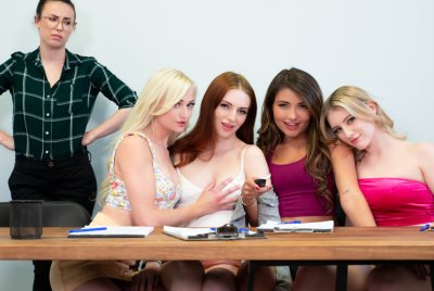 Focus Group Frenzy | Adria Rae, Maya Kendrick, Morgan Rain, Melody Marks