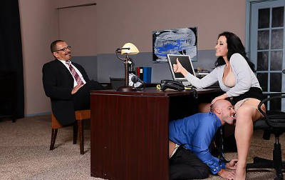 Don't Tell My Boss – Jayden Jaymes, Johnny Sins (Brazzers / BigTitsAtWork / 2015)