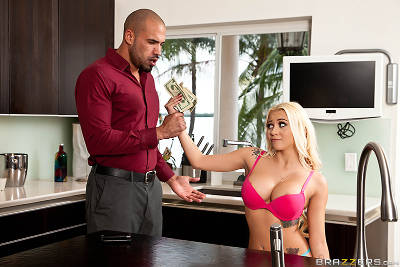 Hand In The Cookie Jar – Marsha May, Karlo Karerra (Brazzers / TeensLikeItBig / 2016)