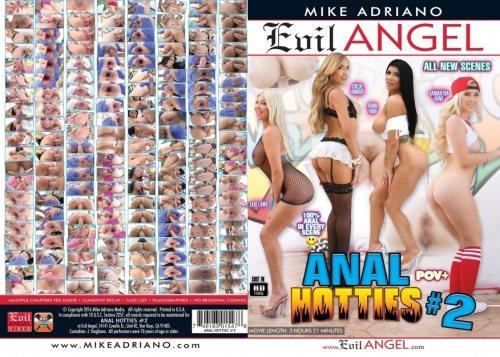 Anal Hotties 2 – Full Movie (2016)