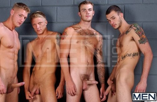 The Slammer – Christian Wilde, Cliff Jensen, Gavin Waters, Phillip Aubrey