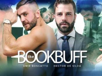 The Book Buff – Emir Boscatto, Hector De Silva (MenAtPlay / 2016)