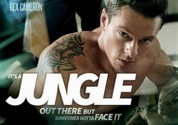 Jungle: To The Wolves – Rex Cameron, Logan Moore (MenAtPlay / 2016)