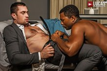 Sean Xavier And Stas Landon Flip-Fuck In Suits (2017)