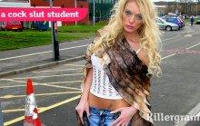 A Cock Slut Student – Antonia Deona (Killergram / 2008)