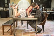 Abella Danger & Charles Dera in Naughty America (2017)