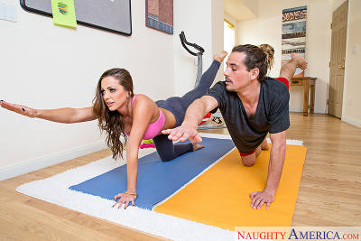 Abigail Mac & Tyler Nixon in Naughty Athletics (NaughtyAmerica / 2016)