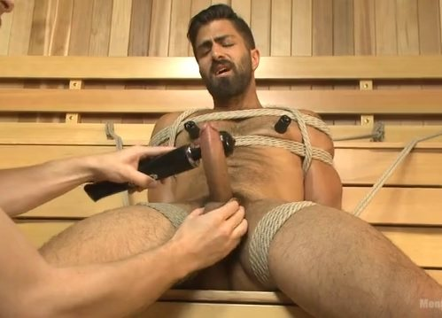Adam Ramzi To The Limit (KinkMen / MenOnEdge)
