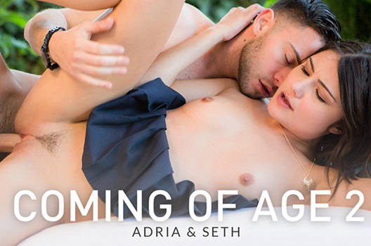 Coming Of Age 2, Adria Rae & Seth Gamble (2016)