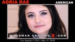 WoodmanCastingX – Adria Rae (2016)