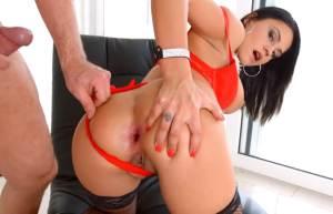 Ass fucked Aida Sweet (2016)