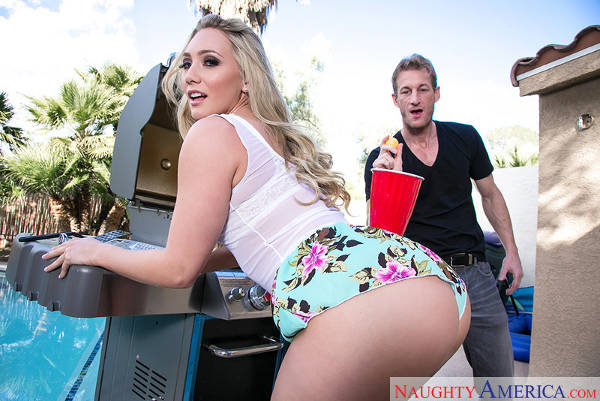 AJ Applegate & Ryan Mclane in I Have a Wife (NaughtyAmerica / 2015)