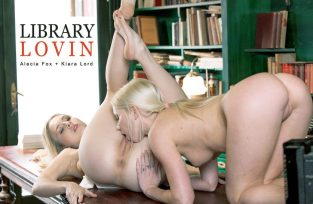 Library Lovin – Alecia Fox, Kiara Lord (2017)