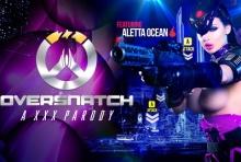 Oversnatch: A XXX Parody – Aletta Ocean, Danny D (2016)
